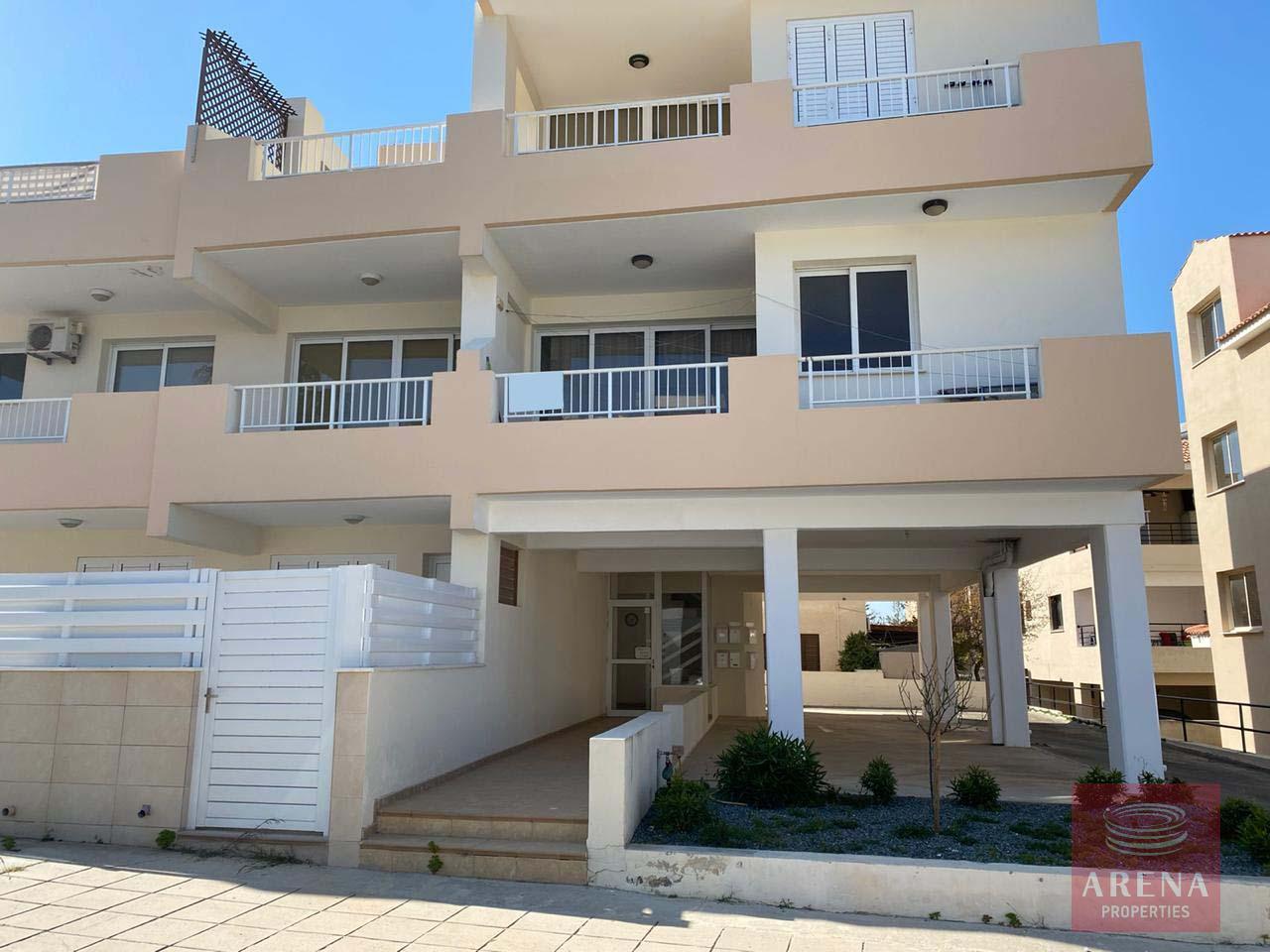 2 bed apartment in Kapparis