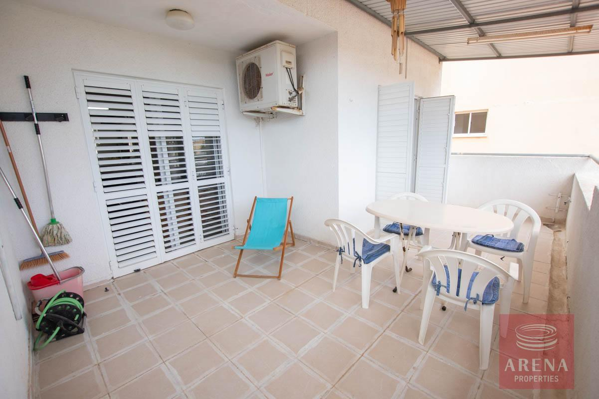 2 bed apt in kapparis for sale