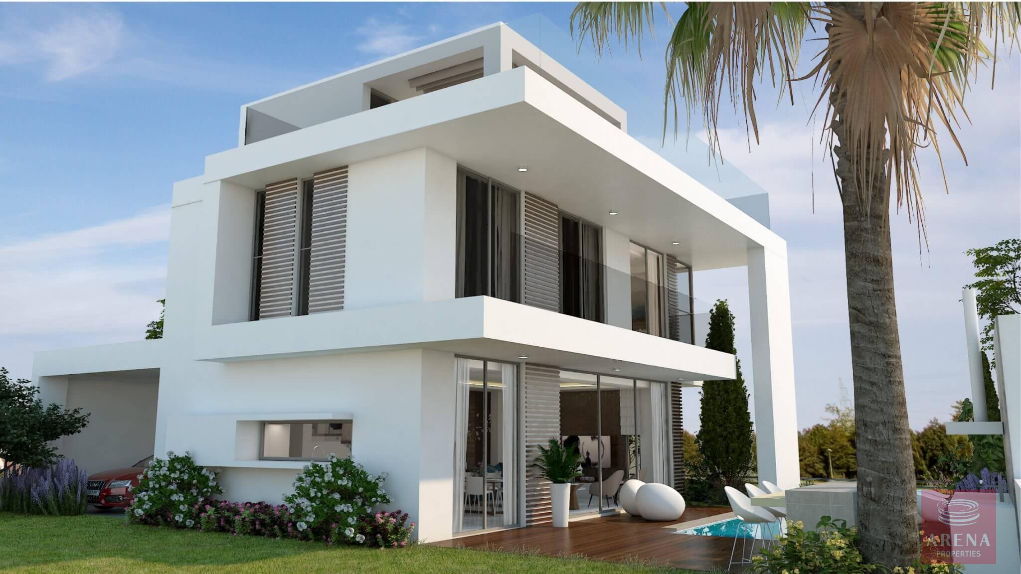 New villa in Ayia Triada