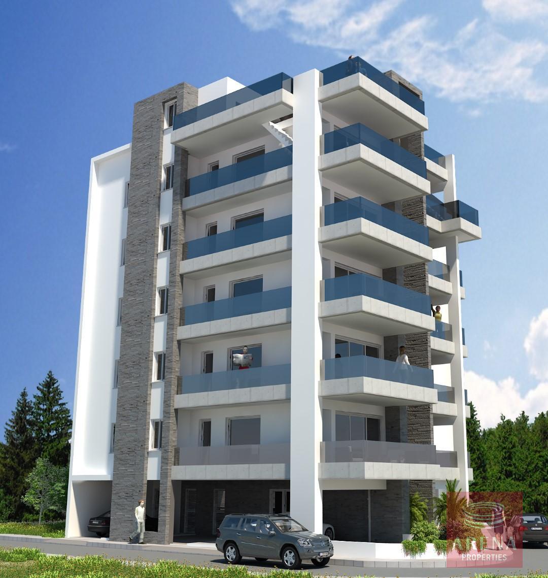 Apartment in the centre of Larnaca