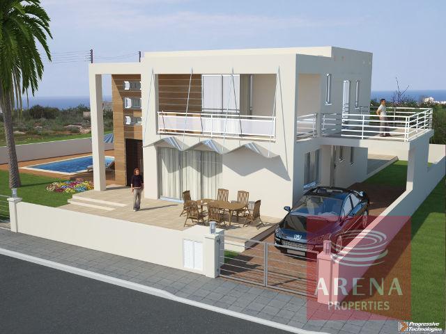 Luxury villa in Paralimni