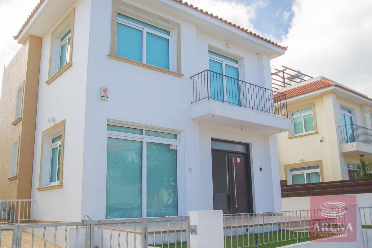 Villa for rent in Protaras
