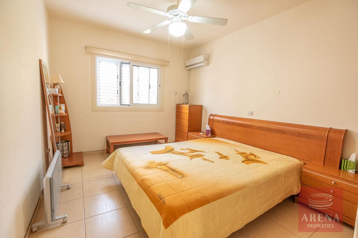 1 bed apt in Kapparis - bedroom
