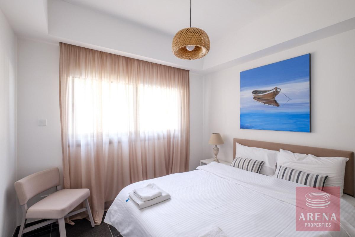 2 bed villla in pervolia - bedroom