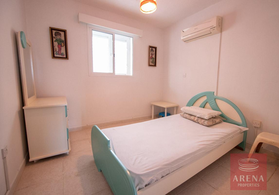 apt in kapparis - bedroom