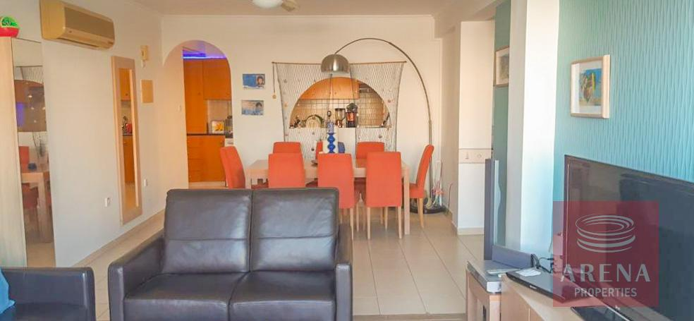 apartment for sale in Paralimni - dining area
