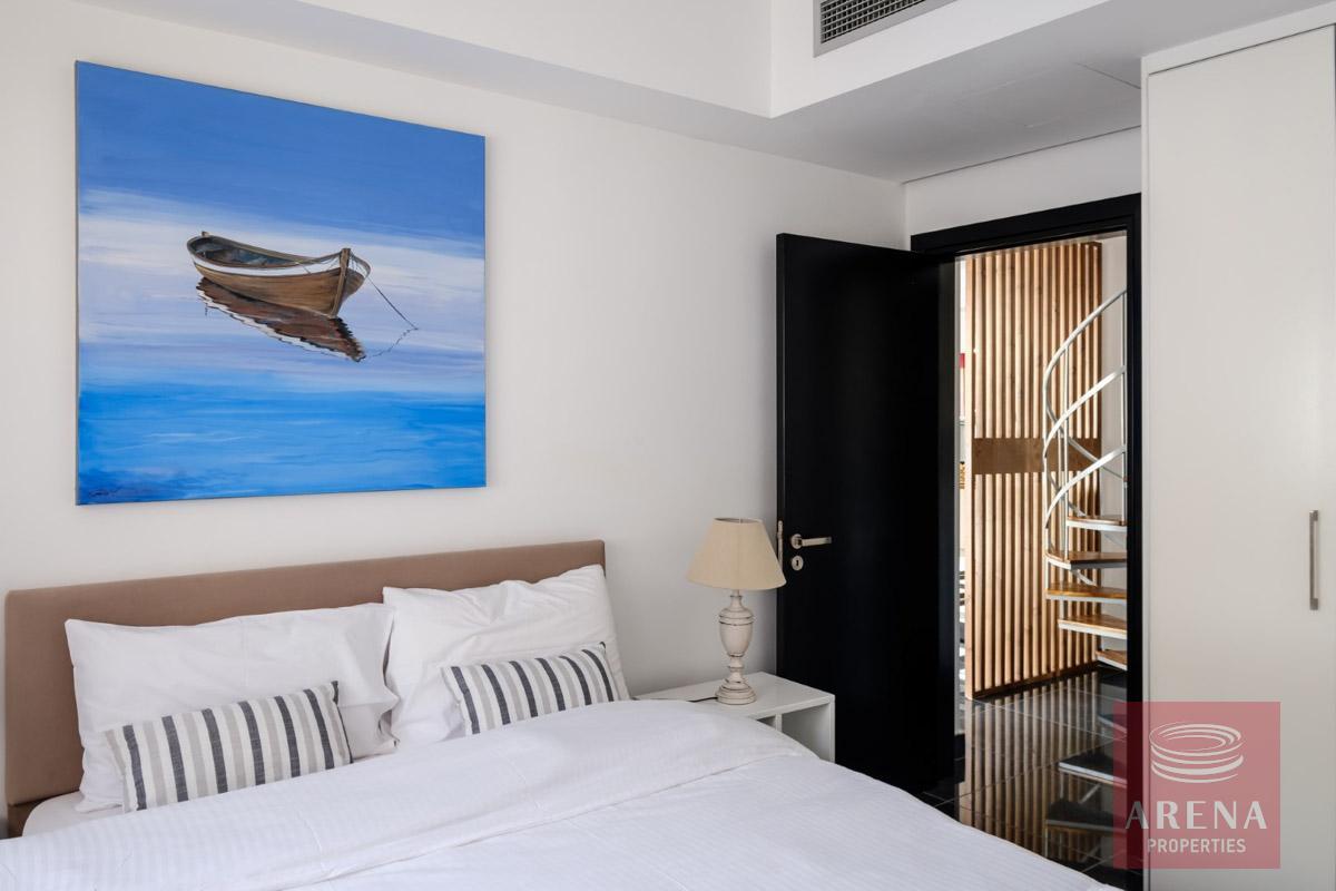 villa in pervolia - bedroom