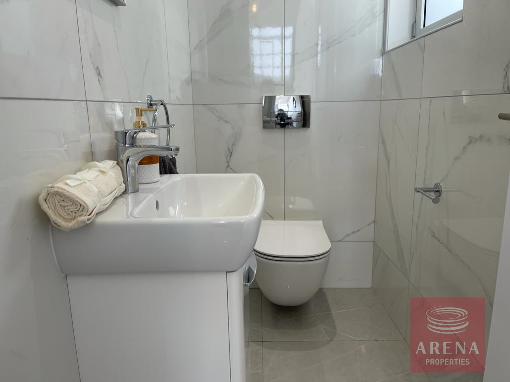 New Luxury Villa in Ayia Triada - guest WC