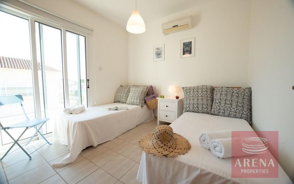 villa in ayiaia thekla - bedroom