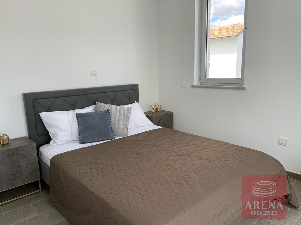 New luxury villa in ayia triada - bedroom