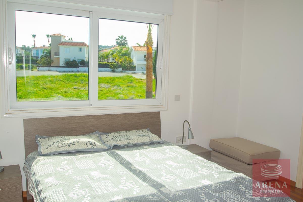 Villa for rent in Protaras - bedroom