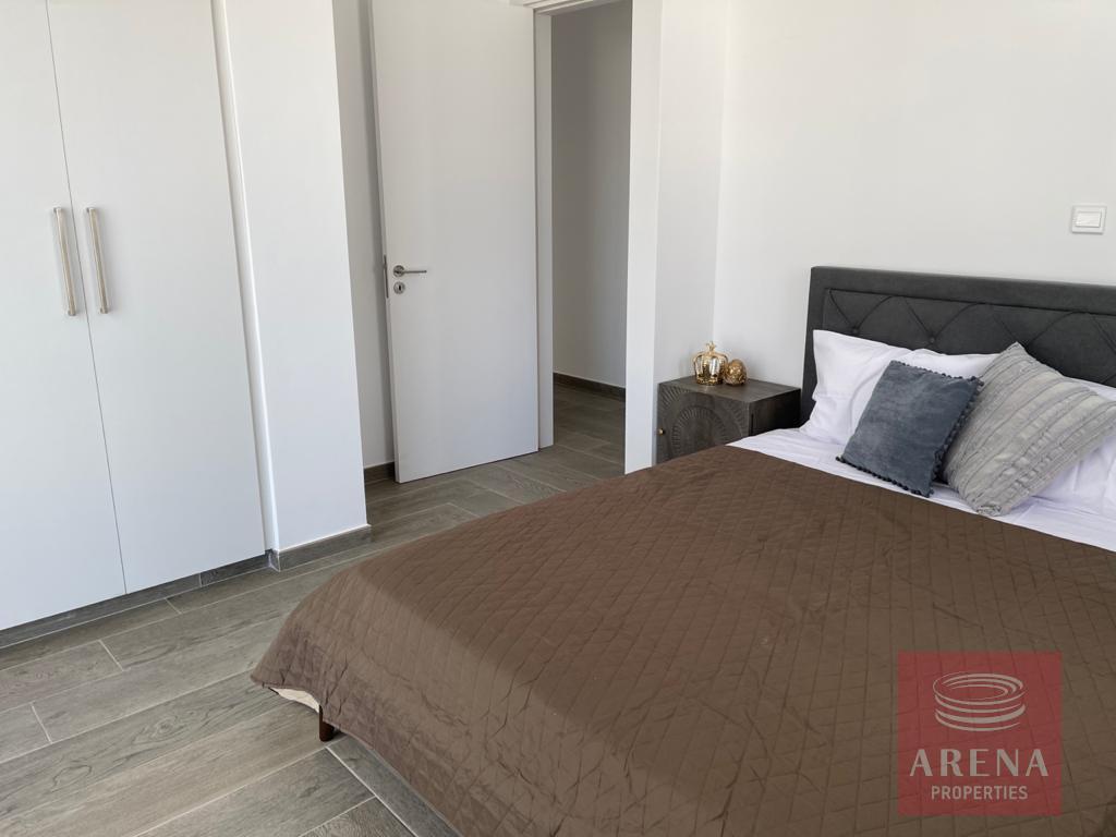 luxury villa in ayia triada - bedroom