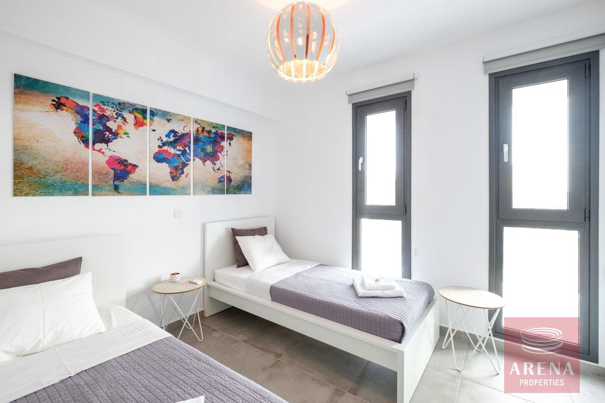 villa in dekelia - bedroom