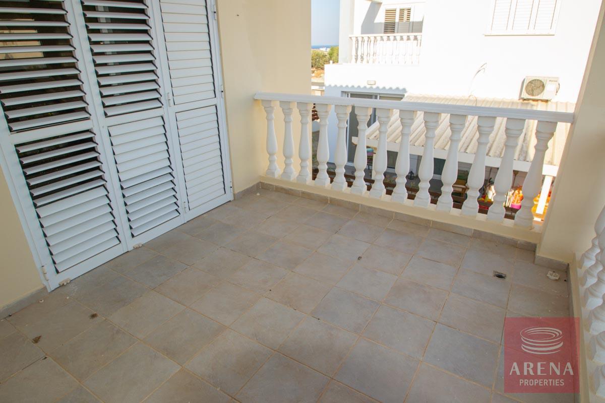Villa in Pernera - veranda