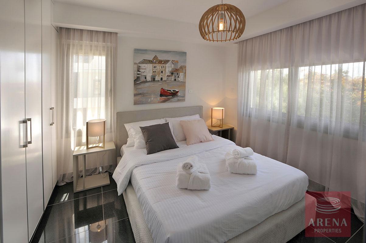 House in Pervolia - bedroom
