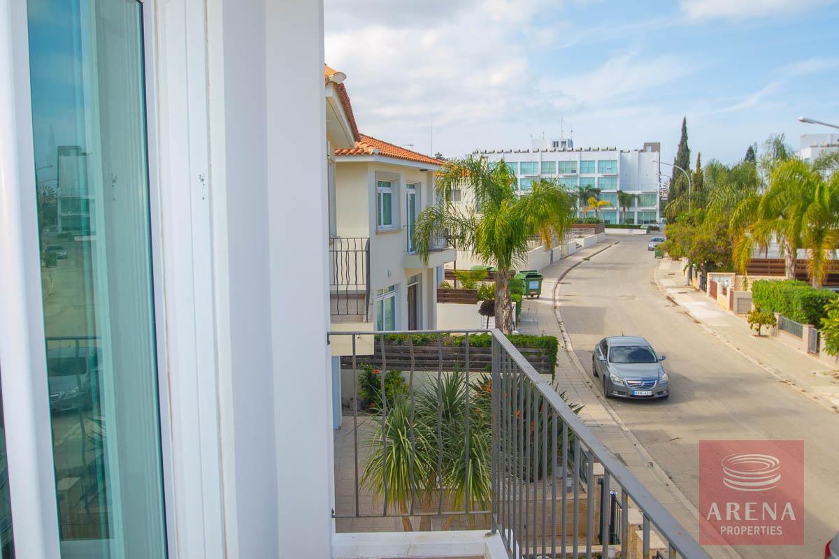 Villa in Protaras - balcony
