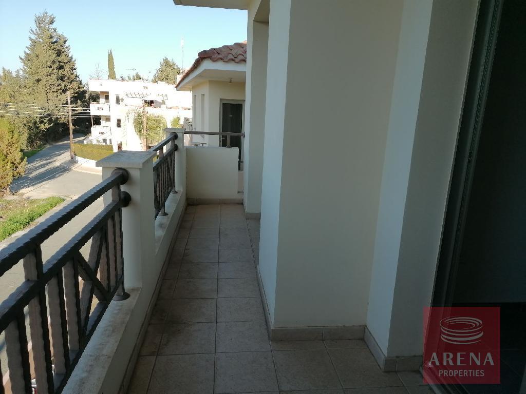 1 bed apt in Meneou - balcony