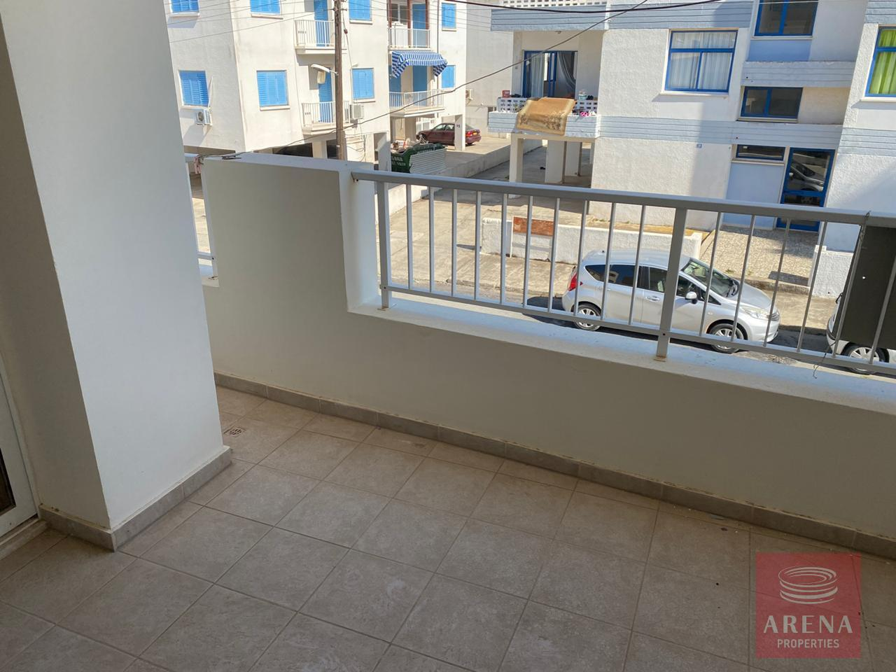 2 bed apartment in Kapparis - balcony