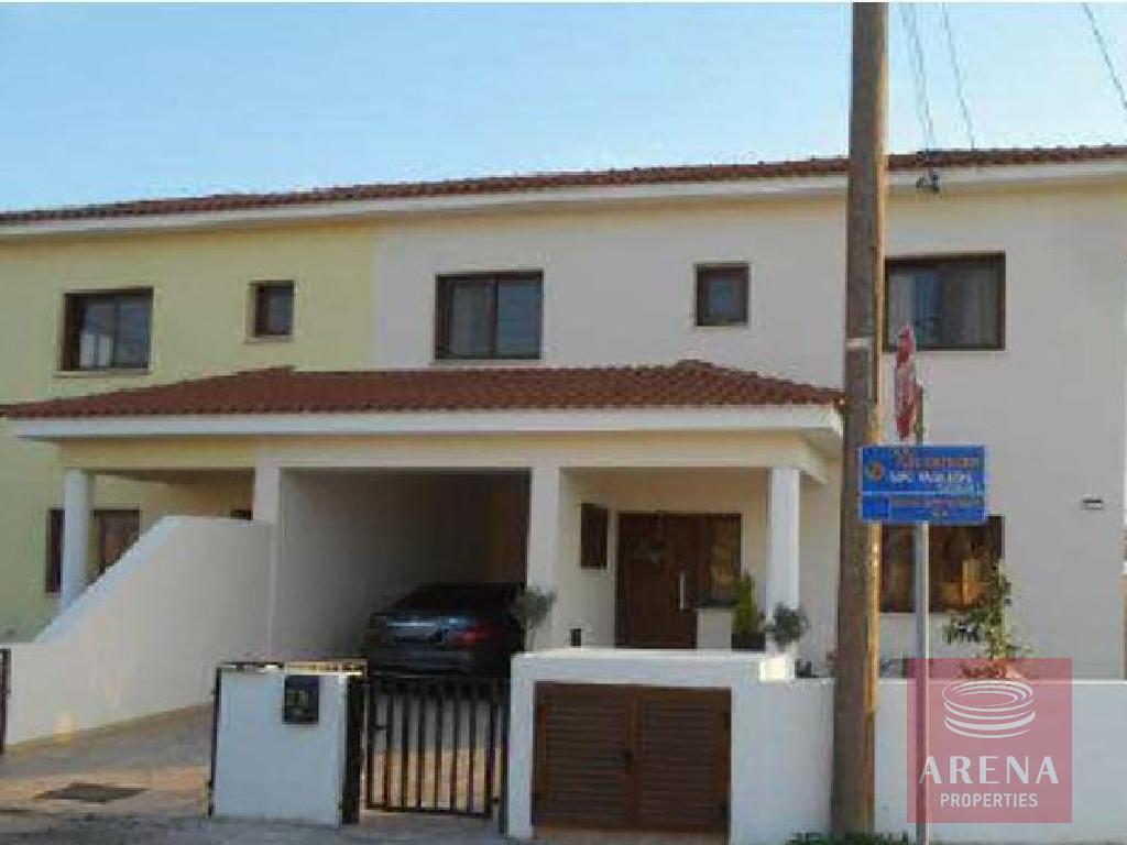 semi-detached house in agios nicolaos