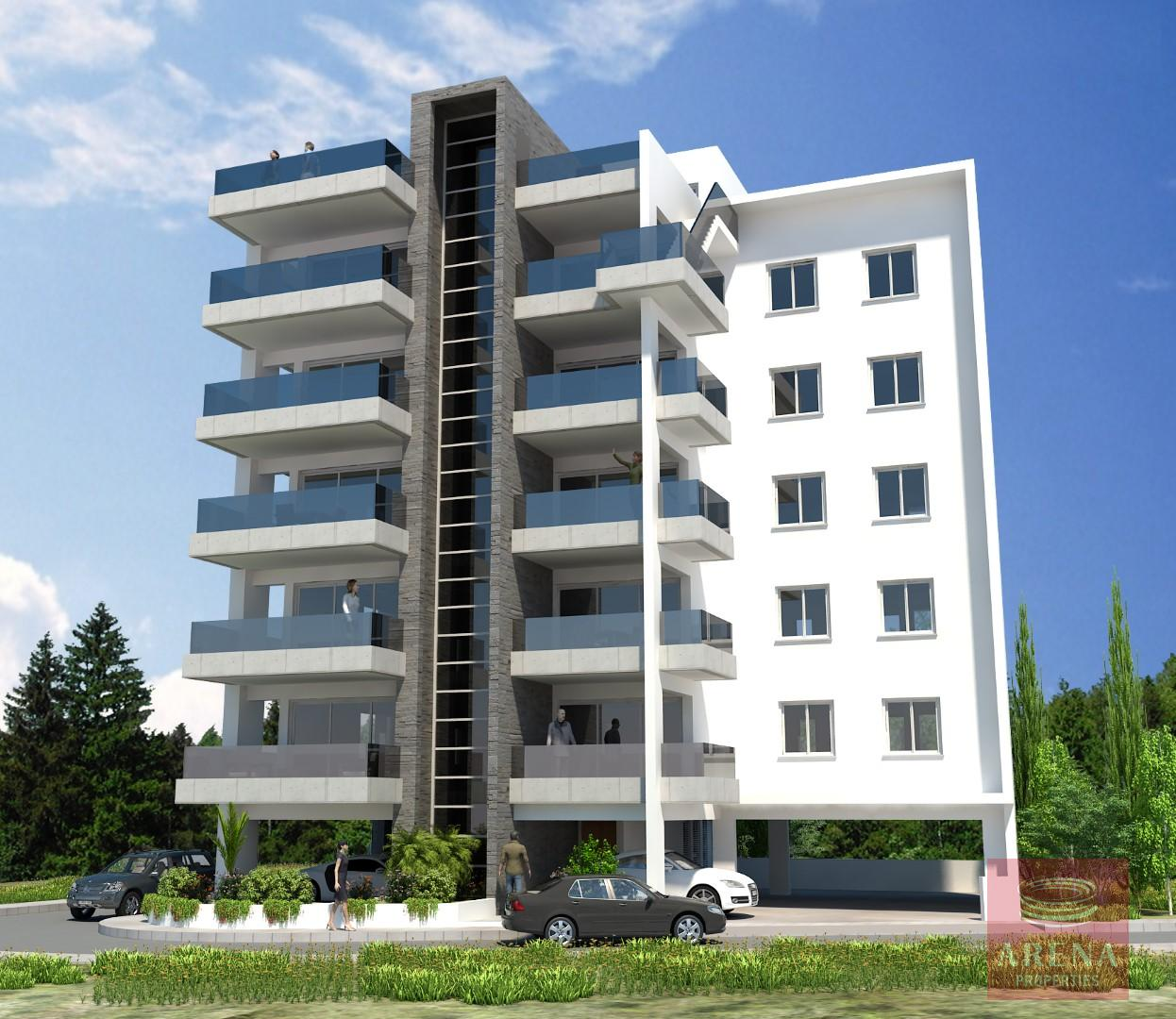 apartment for sale in the centre of Larnaca