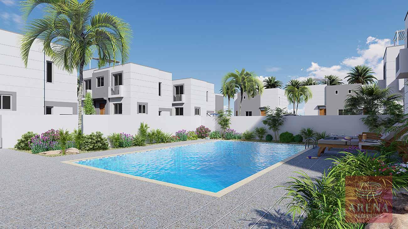 Villa in Ayia Triada - swimming-pool