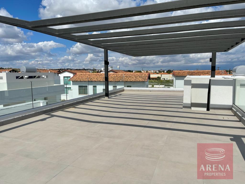 Luxury villa in Ayia Triada - roof garden