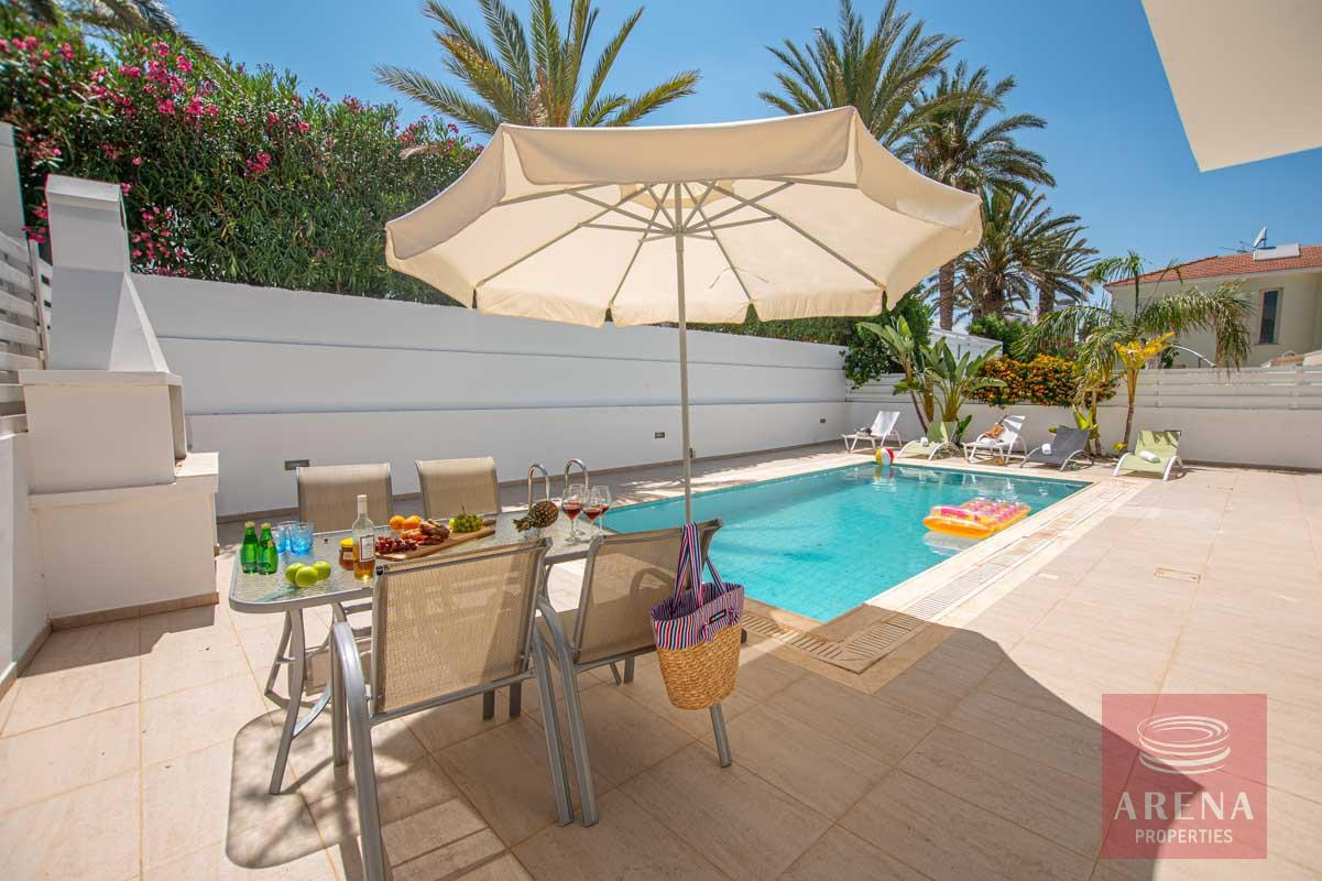 villa in pernera - pool