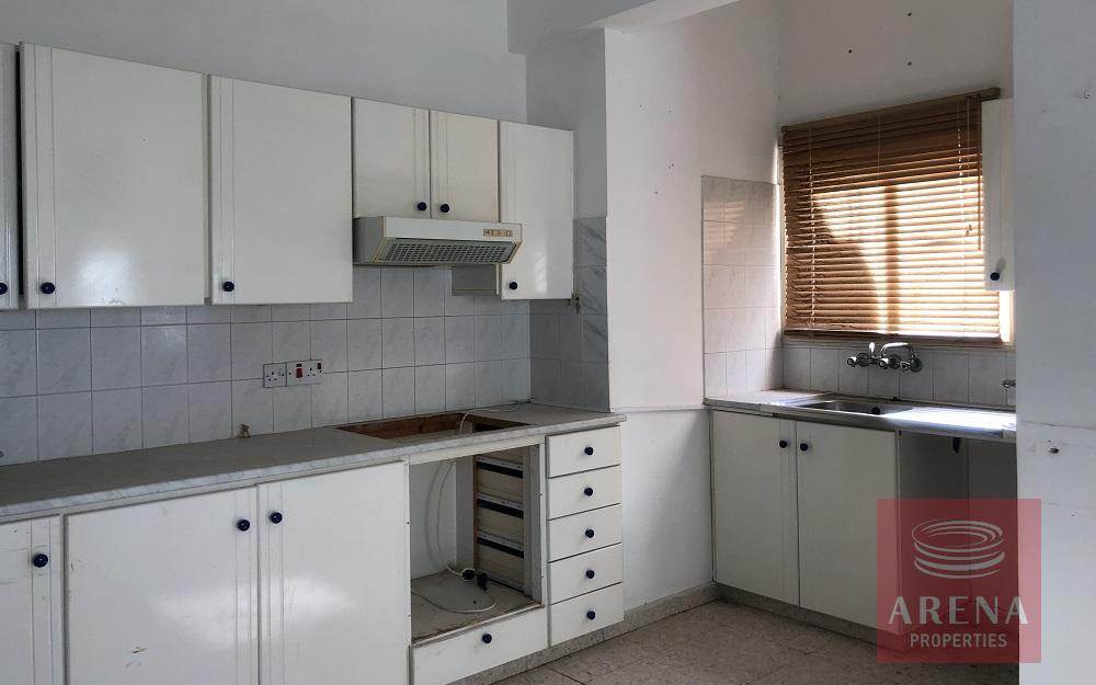 1bed apt in Oroklini - kitchen
