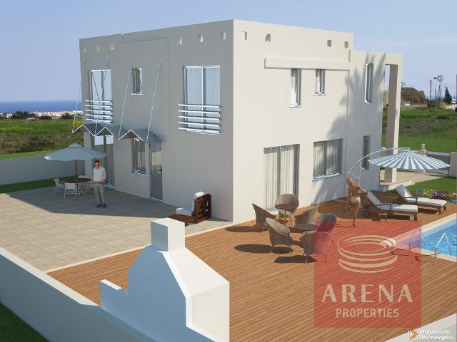 Luxury Villa in Paralimni for sale