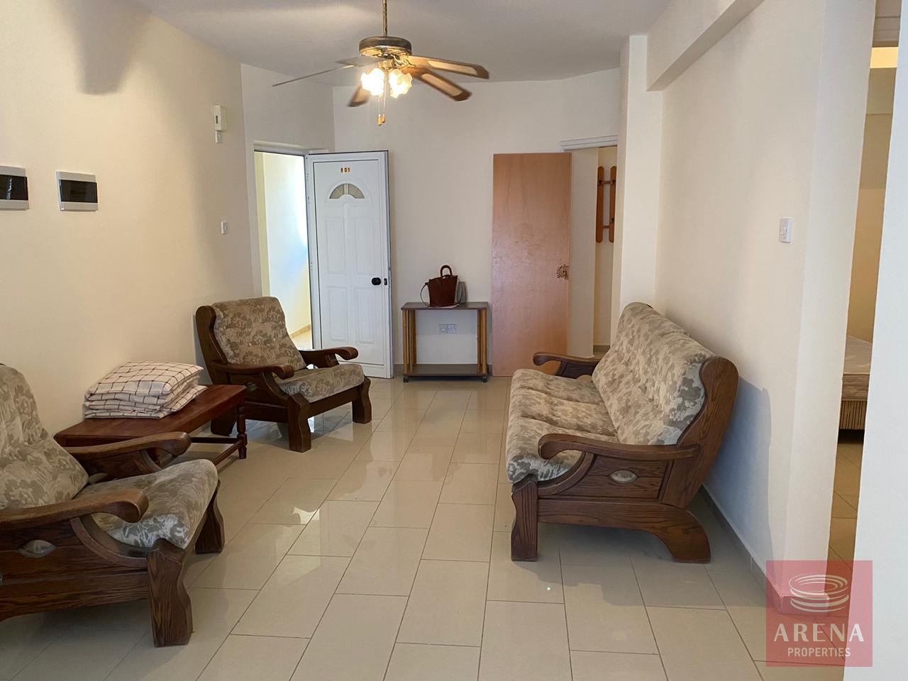 2 bedroom apartment in kapparis - living-area