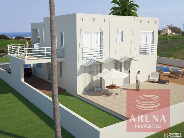 Buy villa in Paralimni