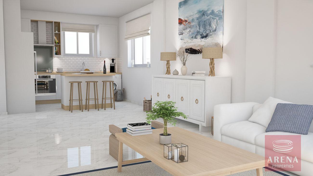 Villa in Ayia Triada -Living Area