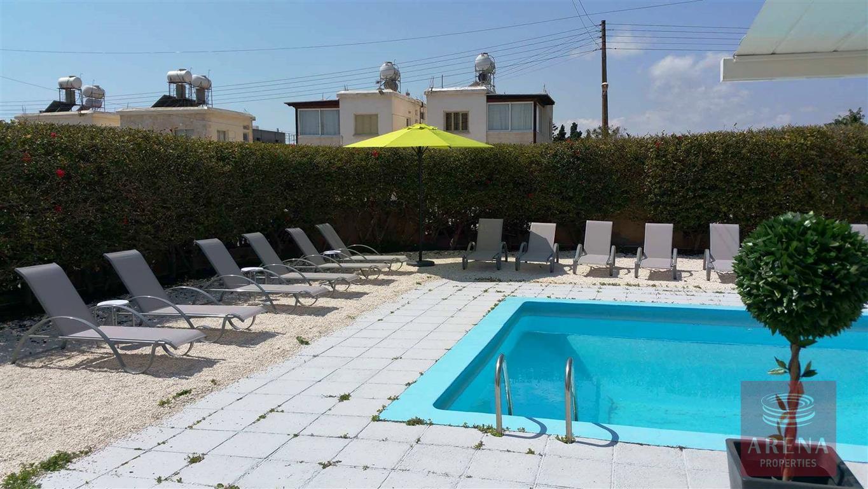villa in ayia napa - pool