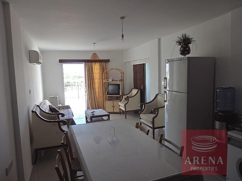 Apartment in Paralimni - living area
