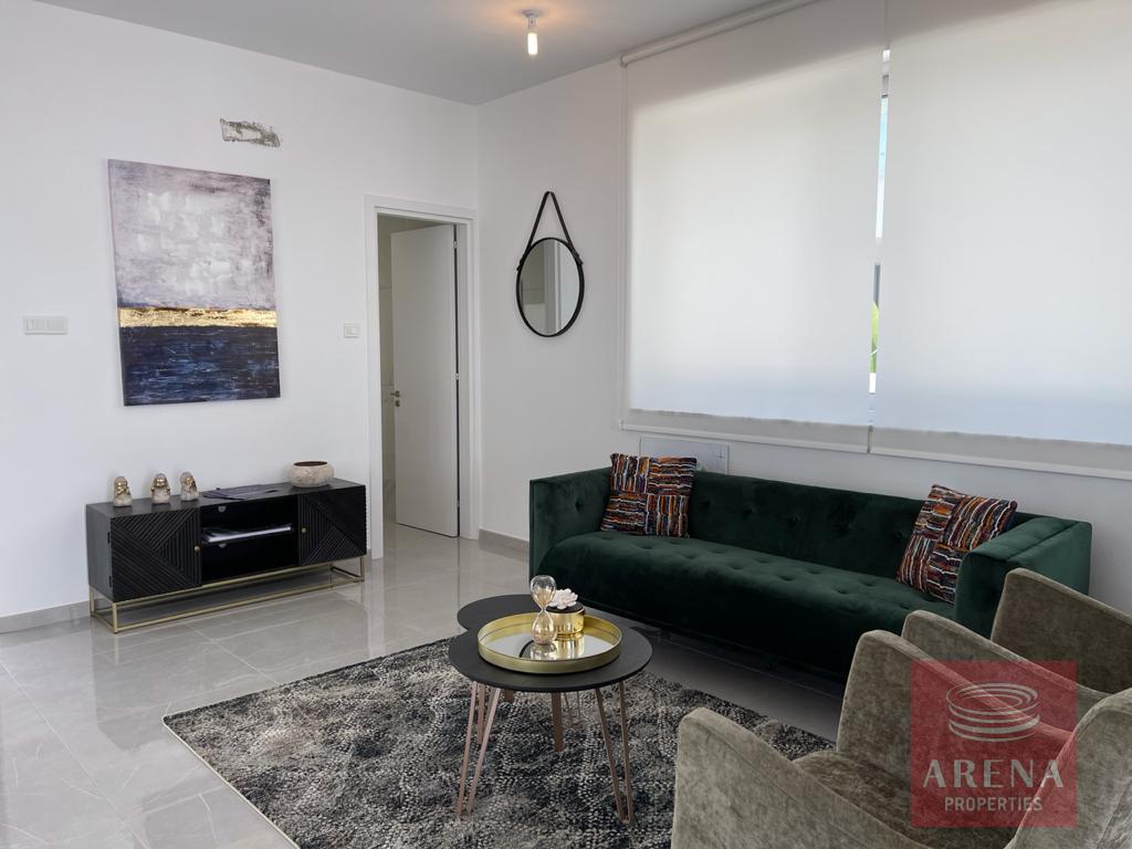 New Luxury villa in Ayia Triada - living room
