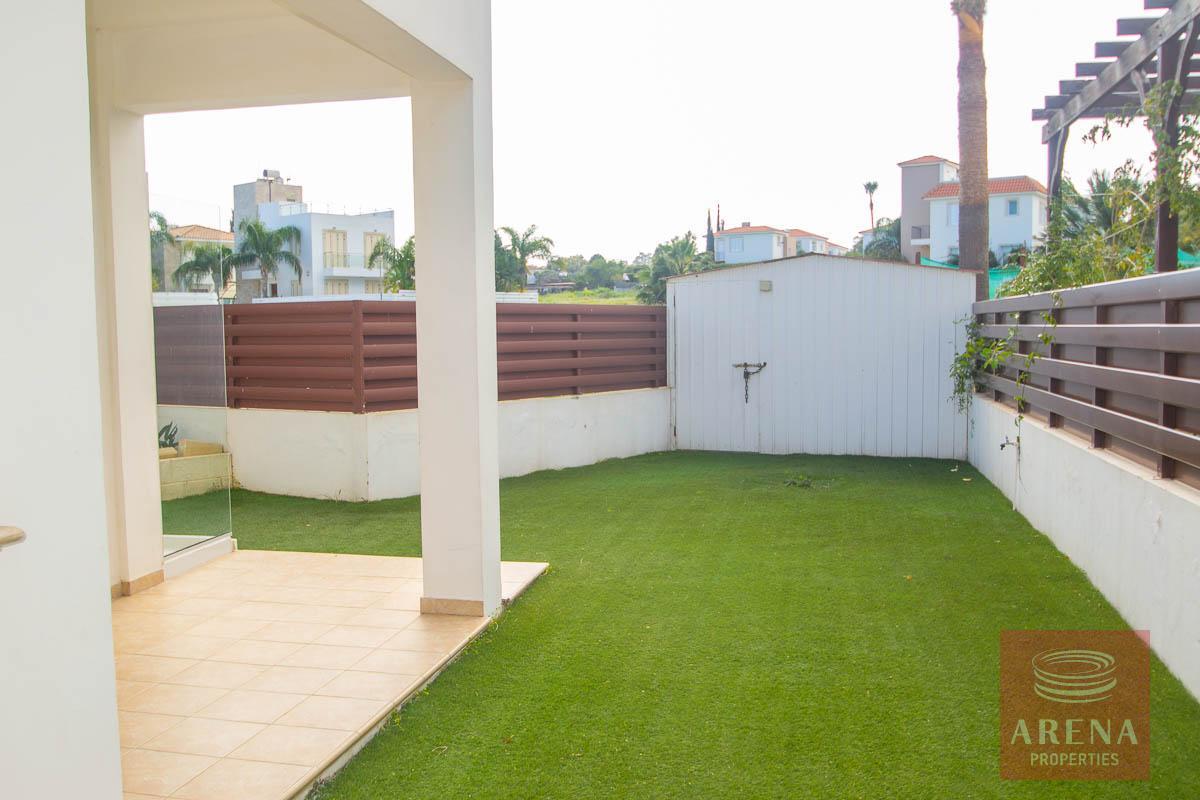 Villa in Protaras - garden