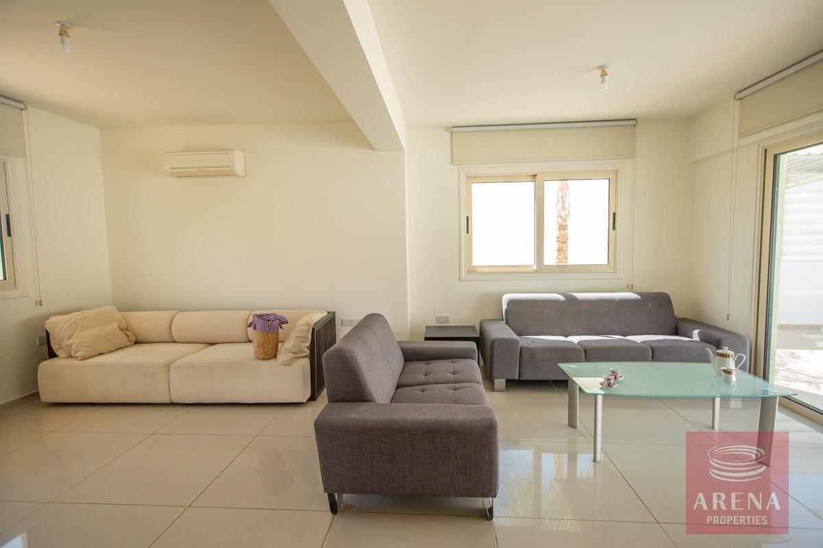 3 bed villa in pernera for sale - living room