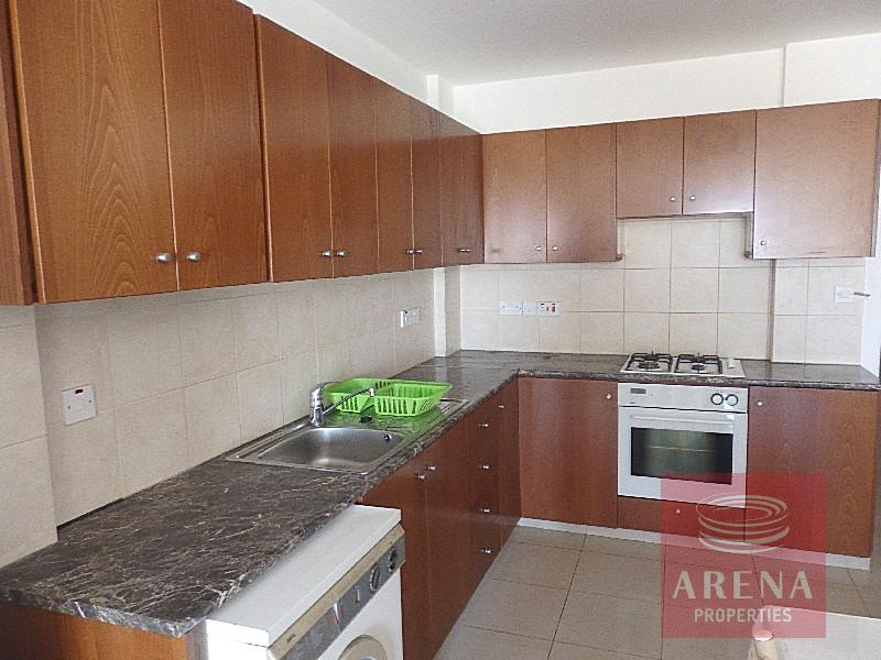 Apartment in Paralimni - kitchen