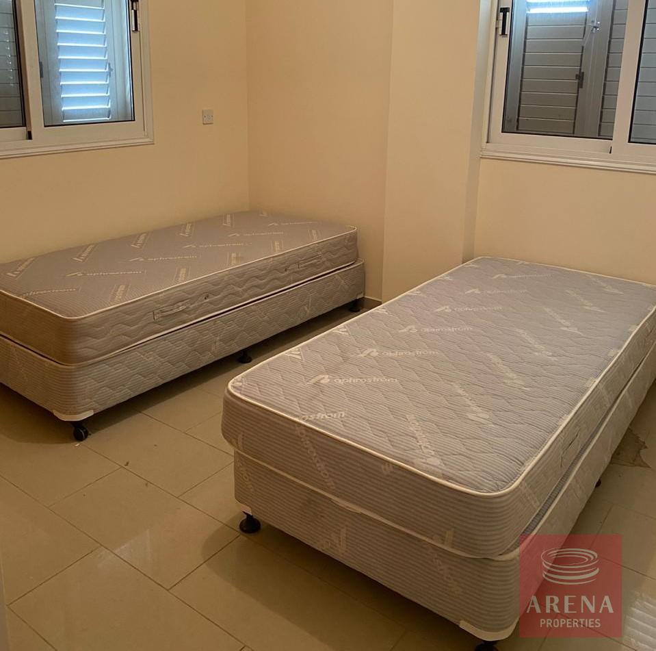 apartment in kapparis - bedroom