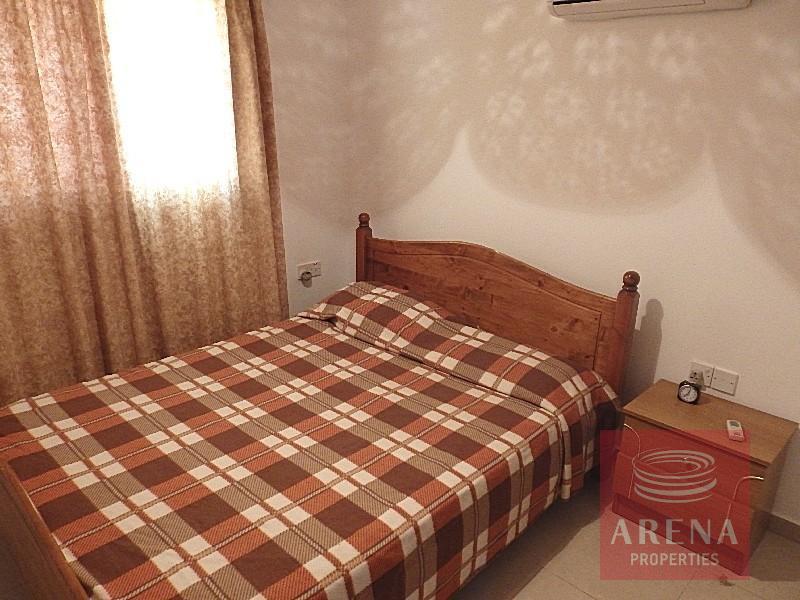 Apartment in Paralimni - bedroom