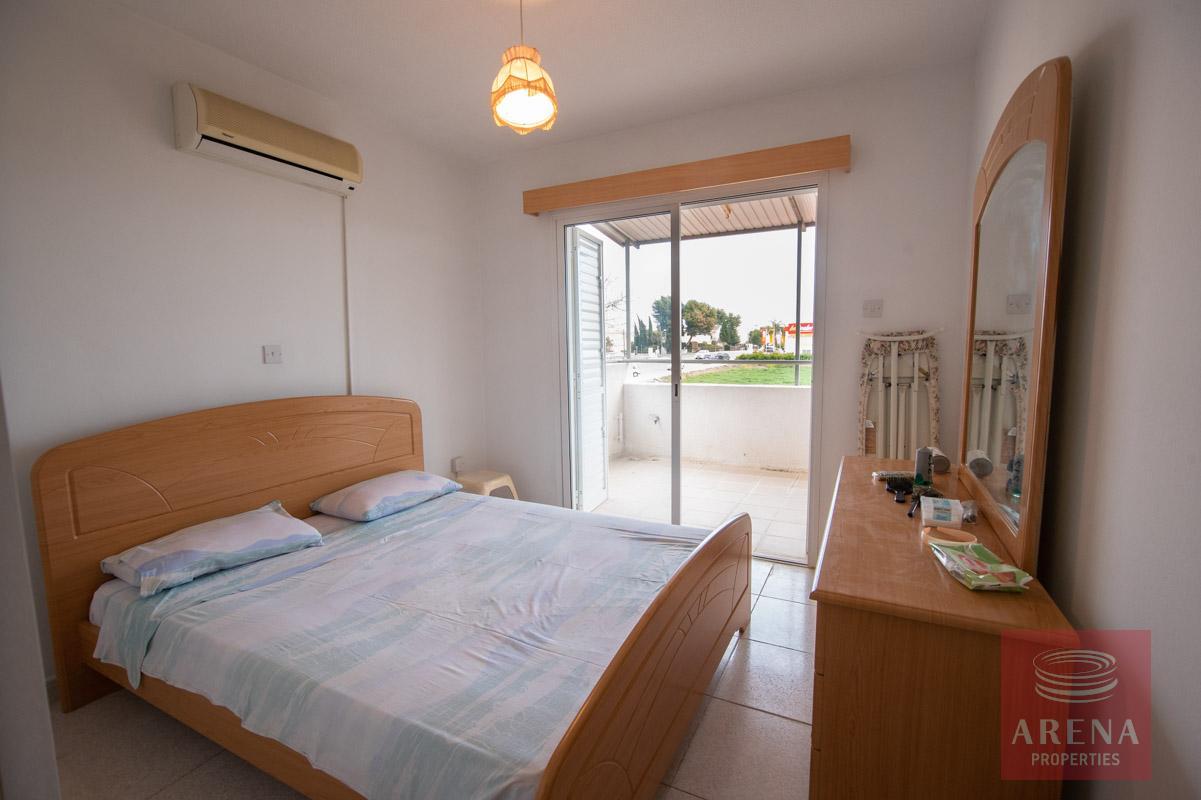 2 bed apt in kapparis for sale - bedroom
