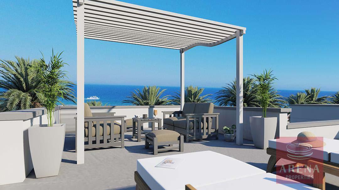 New Project in Ayia Triada - roof garden