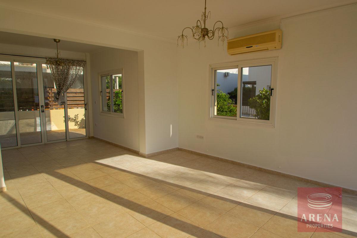 Villa in Pernera - living area
