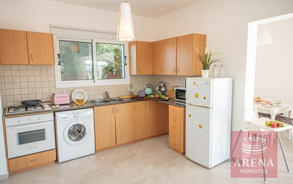 4 bed villa in ayia thekla - kitchen