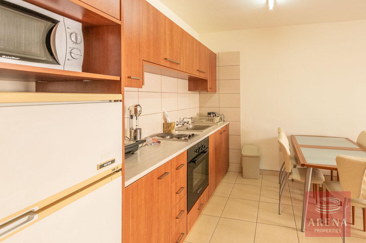 apt in Kapparis - kitchen