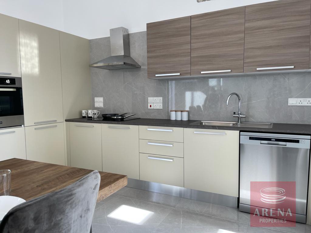New luxury villa in ayia triada - kitchen