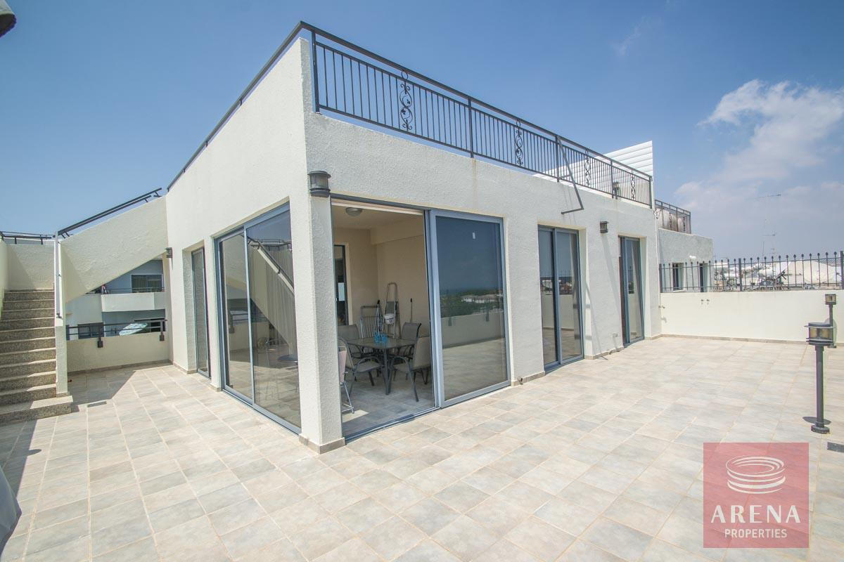 3 bed penthouse in Kapparis