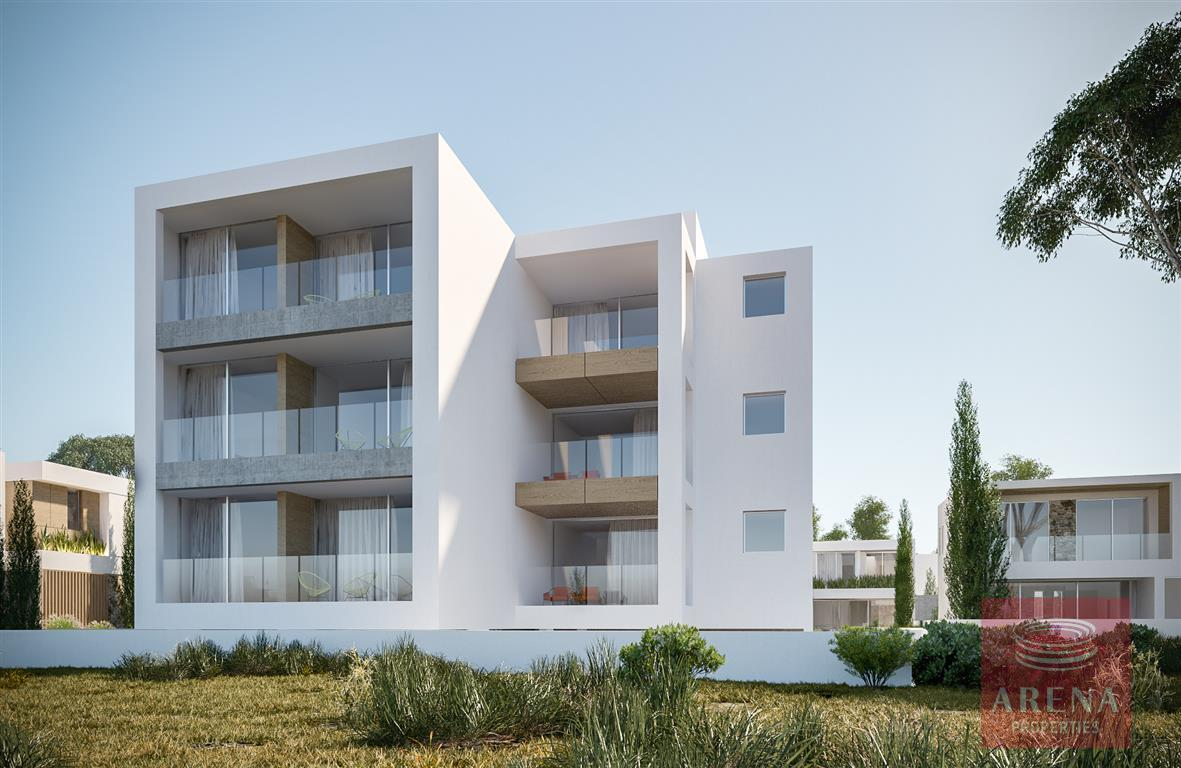 New apartments in Kapparis