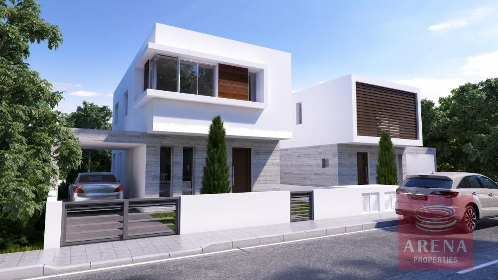 Houses at Kiti