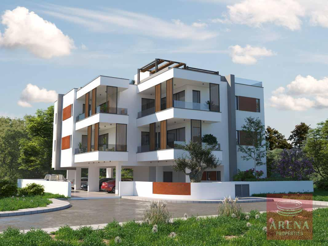 New project in Sotira